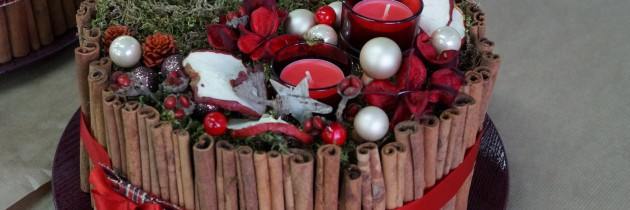 Florystyka bożonarodzeniowa, warsztaty już 23 listopada…