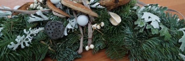 W świątecznej atmosferze odbyły się warsztaty …