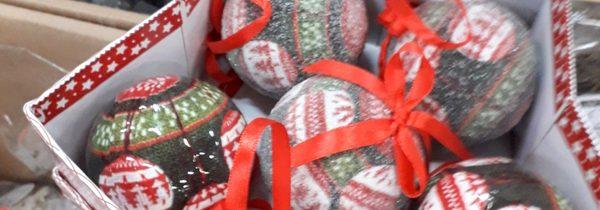 Dekoracje świąteczne, choinki żywe i sztuczne…