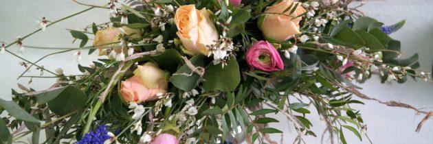 Fotorelacja z warsztatów florystycznych