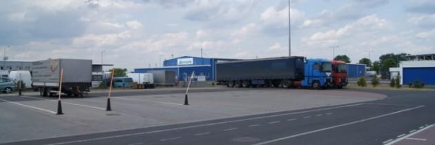 Parking dla tirów Wrocław – ostatnie wolne miejsca!