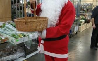 Jak co roku… odwiedził nas Św. Mikołaj