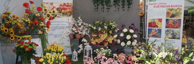 Zapraszamy do odwiedzenia stoiska wystawowego DCHR-S S.A. podczas targów Flora Olomouc
