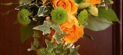 21 luty 2015 r. zapraszamy na warsztaty, florystyka ślubna
