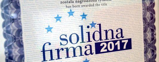Solidna Firma 2017